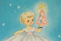 Christmas Carry-On / Vintage Christmas Love