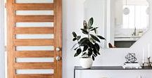 Entry / Ideas on the entry, hallway and front facade for your home