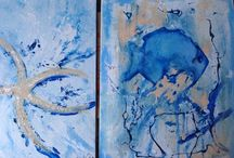 Art / Painting ... it helps me to keep my inside in harmony :)