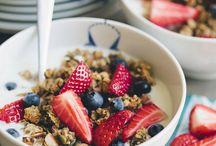 Brekkari / Haaveilua kiireettömästä aamiaisesta ❤️