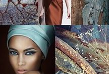 Color trends / Color trends and actual colors nowadays