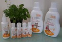 Organic Skincare / Organic skincare distributed and sold in our store.
