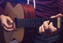 Music: Guitar, Vocals