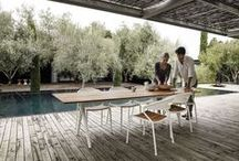 Gloster Outdoor Dining Table