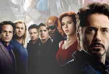 "Avengers♡ / ""Sort of a team, earth mightyest heroes"""