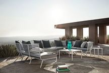 Gloster Outdoor Lounge Sofa