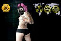 Military, CBRNE: ROTA / TIM / CBRN, Relaeses Other Than Atack, Giftige stoffen anders dan door CBRN aanval.  TIM, Toxic Industrial Materials