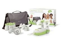 Breastpumps / Mothers often find that choosing the best breast pump to be far more difficult than it was to decide to breastfeed their babies. To find the right breast pump you will need to consider how often and where you will need to pump your milk. There are so many different types of breast pumps to choose from that you are sure to find one that can meet your specific needs. Here at DDLS, we have both manual and electric breastpumps available, for you to choose!