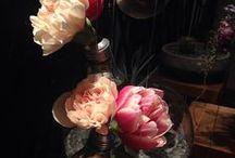 Flower Art / Flower and Art. Things we have created and things we have found that we at Full Bloom Flowers Love