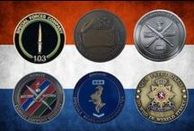 Military, Coin Challenge
