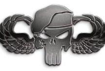Military, Parachute Jump Wings
