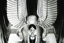 Mythology, symbols and occultism