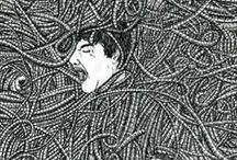 Ylenia Marino - Masonry / Massoneria Creativa / Illustrations of Ylenia Marino - Masonry / Massoneria Creativa