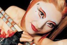 Circus: Makeup: Fire