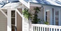 Weatherboard / Weatherboard ideas and paint colours
