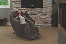 Flex 3s / As its name suggests, the Flex 3s massage chair is uniquely designed around the need we all have for greater flexibility and improved posture—keys to a healthy mind and confident self.