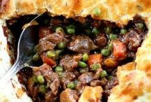 Beef Recipes for DINNER / Beef and Pork Main Dishes