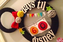 Disney vacation ideas / by Jessica @ Tiny Treasures Kids Consignment Sale