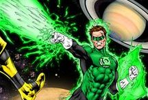 DC Heroes Phreek: Green Lantern / by Phreek show