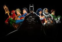 DC Heroes Phreek: Justice League of America / by Phreek show