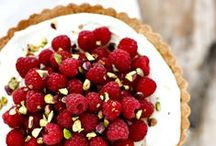 """Pies and Desserts / """"When someone asks if you'd like cake or pie, why not say you want cake and pie?"""". Lisa Loeb"""