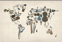 instrumentos / by María Jesús García Alonso