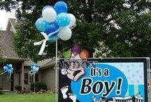 Balloons & Signage