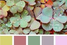 """Colours - Inspiration / """"Color is my day-long obsession, joy and torment"""". Claude Monet"""