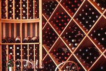 HOME☆WINE CELLAR ♣ / by LUNA☆LUNA JUN