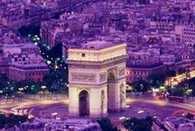 """Lovely Places - Paris / """"Paris is always a good idea"""". Audrey Hepburn"""
