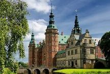 """Lovely Places - Denmark / """"Denmark is like a secret little place with its own special language. Helena Christensen"""