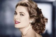 GRACE KELLY ♥ / by MARTHA WALTMAN