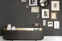 Tendances # intérieur / Inspirations et aménagement d'appartements neufs.