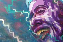Street art and &