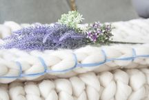 Chunky knit wool , cotton and &. / C o z y   Chunky knit, crochet &