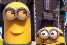 Minions / I've watched the two movies and I really liked both of them.