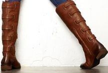 Shoes, boots, shoes, boots