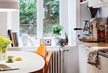 Interior: Kitchen