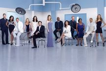 Grey's Anatomy / by Emma Young