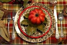 Tablescapes / by Betsy Spivey