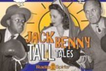 Jack Benny / Popular from the 1930s well into the 1970s, Jack Benny was a renown comedian and radio personality. He had a great impact on American entertainment in the 20th century with major influences on the sitcom genre.