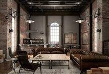 Industrial design // Interior