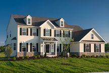 Greenhill Farms Estates / Model Home Decor