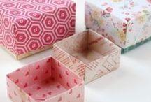 origami+papír
