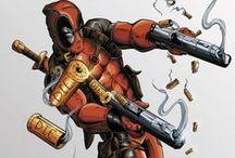 Marvel Heroes Phreek: Deadpool / by Phreek show