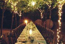 Romantic ideas / inspiration to your weddingdream