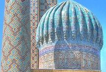 Uzbekistan / Here you can see and shares pictures of the beautiful country of Uzbekistan.