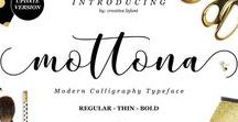 Font Branding / Fonts