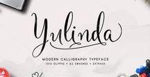 Modern Font