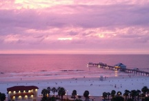 Clearwater Beach, Florida / Clearwater Beach, Florida is known for its white-sand broad beaches and spectaular sunsets aboard the Kai Lani Catamaran. http://www.kailanicat.com